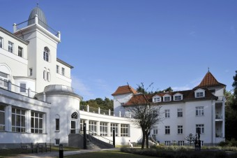 Hauptgebäude Park-Klinik-Birnekwerder